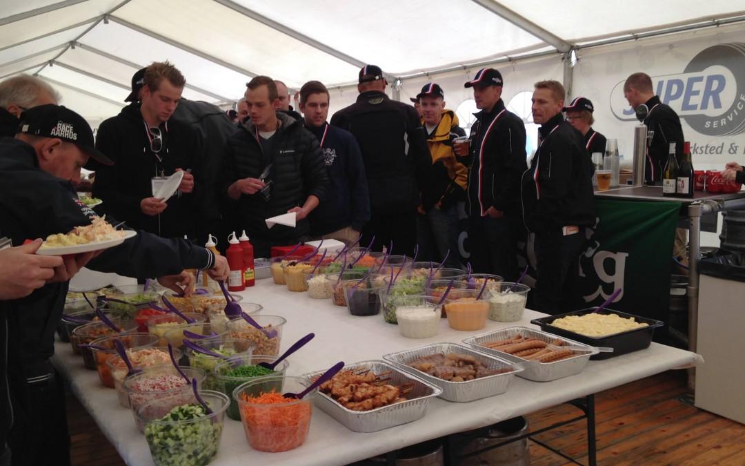 Arrangementet i Århus til 700 mennesker